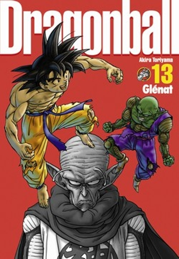 Couverture Dragon Ball, perfect, tome 13