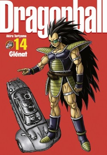 Couverture Dragon Ball, perfect, tome 14