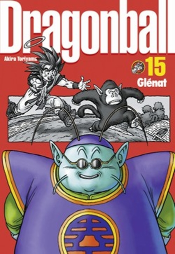 Couverture Dragon Ball, perfect, tome 15