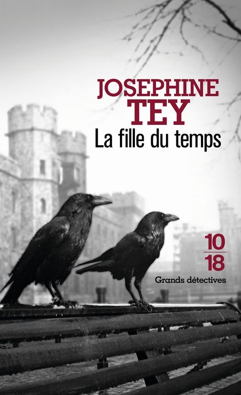 Couverture La fille du temps
