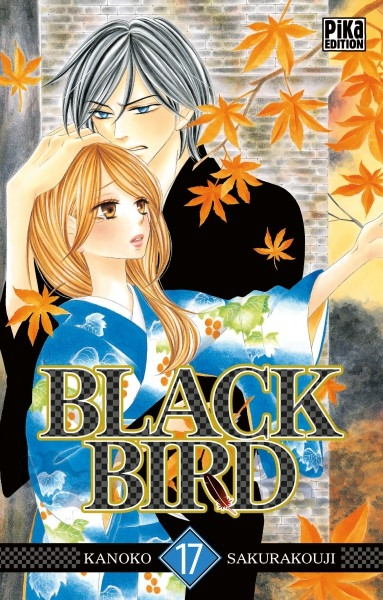 Couverture Black Bird, tome 17