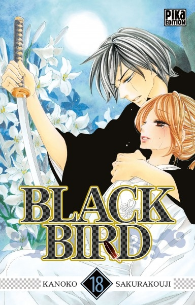 Couverture Black Bird, tome 18
