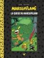 Couverture Marsupilami, tome 01 : La queue du Marsupilami Editions Hachette 2013