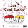 Couverture Les Cent Sushis Editions Omaké Books 2011