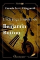 Couverture L'étrange histoire de Benjamin Button Editions NeoBook 2013