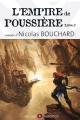 Couverture L'empire de poussière, tome 3 Editions Mnémos (Hélios) 2014