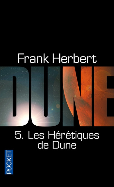 Couverture Le cycle de Dune (6 tomes), tome 5 : Les hérétiques de Dune