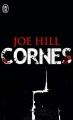 Couverture Cornes Editions J'ai Lu 2014