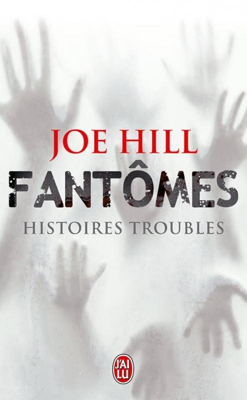 Couverture Fantômes : Histoires troubles