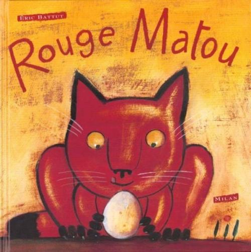 Couverture Rouge Matou