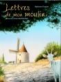 Couverture Lettres de mon moulin Editions Ouest-France 2001