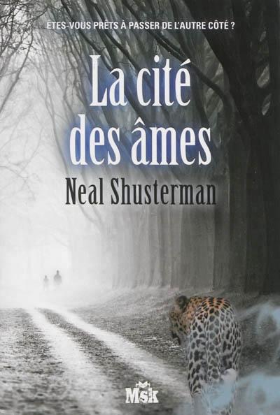 Couverture La trilogie des Illumières, tome 3 : La Cité des Âmes
