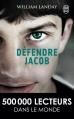 Couverture Défendre Jacob Editions J'ai lu (Thriller) 2013