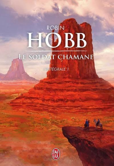 Couverture Le soldat chamane, intégrale, tome 1