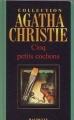 Couverture Cinq petits cochons Editions Hachette (Agatha Christie) 2004