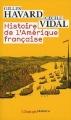 Couverture Histoire de l'Amérique française Editions Flammarion (Champs - Histoire) 2008