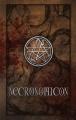 Couverture Necronomicon Editions Bragelonne 2012