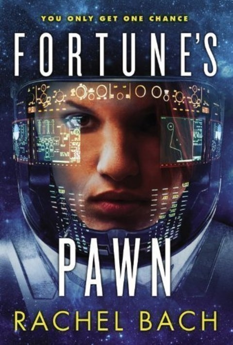 Couverture Paradox, book 1: Fortune's Pawn