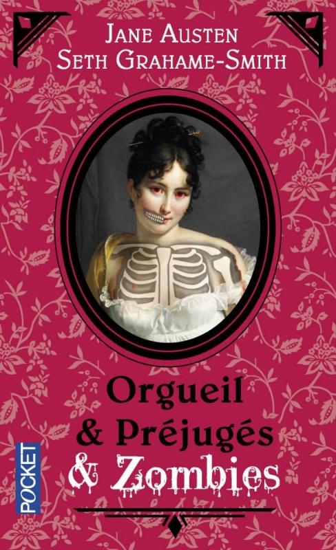 Couverture Orgueil et Préjugés et Zombies / Orgueil & Préjugés & Zombies
