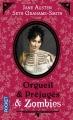 Couverture Orgueil et préjugés et Zombies Editions Pocket 2014