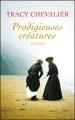 Couverture Prodigieuses créatures Editions France Loisirs 2011