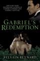 Couverture Le divin enfer de Gabriel, tome 3 : Rédemption Editions First 2013