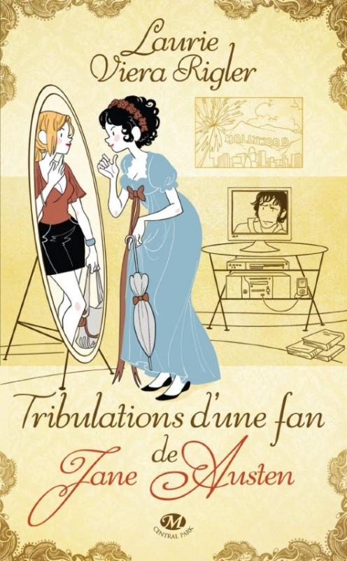 Couverture Tribulations d'une fan de Jane Austen