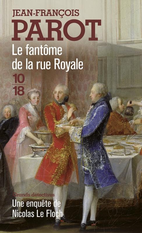 Couverture Le Fantôme de la Rue Royale