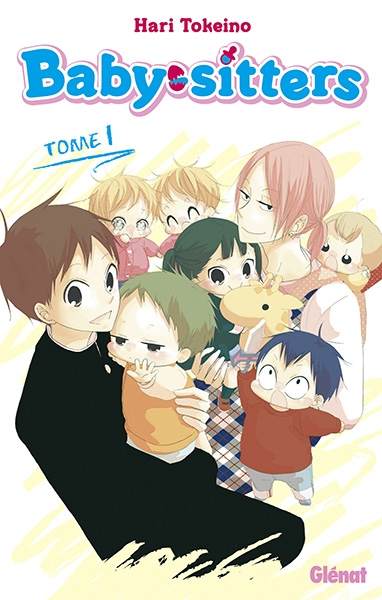 Couverture Baby-sitters, tome 01