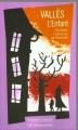 Couverture L'enfant Editions Flammarion (GF - Etonnants classiques) 1999