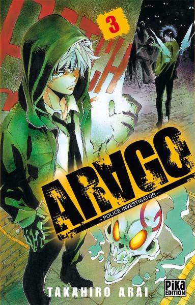 Couverture Arago : Police Investigator, tome 3