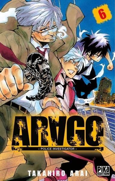 Couverture Arago : Police Investigator, tome 6