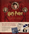 Couverture Harry Potter : La Magie des films Editions HarperCollins (Design) 2012