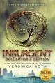 Couverture Divergent / Divergente / Divergence, tome 2 : Insurgés / L'insurrection Editions HarperCollins 2012