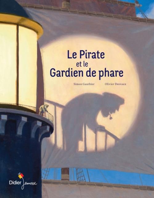 Couverture Le Pirate et le Gardien de phare