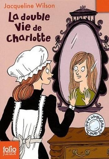 Couverture La double vie de Charlotte