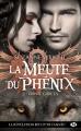 Couverture La meute du phénix, tome 2 : Dante Garcea Editions Milady (Bit-lit) 2014
