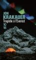 Couverture Tragédie à l'Everest Editions 10/18 2010