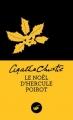 Couverture Le Noël d'Hercule Poirot Editions du Masque 2012