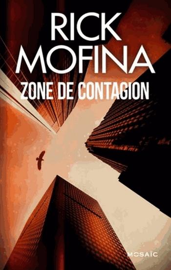 Couverture Zone de contagion