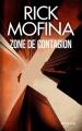 Couverture Zone de contagion Editions Mosaïc 2014