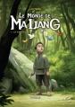 Couverture Le monde de MaLiang, tome 1 : Le pinceau Editions Physalis 2012