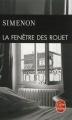 Couverture La fenêtre des Rouet Editions Le Livre de Poche 2013