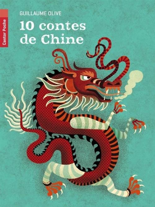 Couverture 10 contes de Chine
