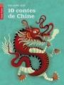 Couverture 10 contes de Chine Editions Flammarion (Castor poche) 2014