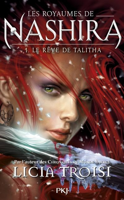 Le monde de Nashira est au bord de l'asphyxie, brûlé par la chaleur... Talitha, jeune comtesse recluse dans un monastère, est chargée de veiller sur la Pierre de l'Air, unique source d'oxygène pour les habitants. Mais lorsqu'elle découvre que son royaume sera bientôt anéanti, consumé par un soleil destructeur, Talitha la rebelle décide d'agir. Accompagnée de son fidèle esclave, Saiph, elle entreprend un voyage jusqu'aux terres glacées pour trouver la seule réponse capable de sauver Nashira.