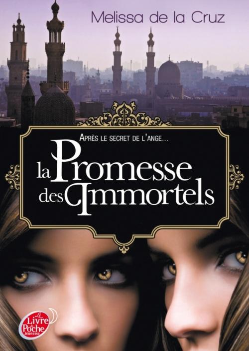 Couverture Les vampires de Manhattan, tome 6 : La promesse des immortels