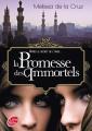 Couverture Les vampires de Manhattan, tome 6 : La promesse des immortels Editions Le Livre de Poche (Jeunesse) 2013