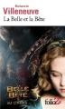 Couverture La belle et la bête Editions Folio  (2 €) 2013