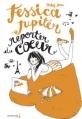 Couverture Jessica Jupiter, tome 3 : Jessica Jupiter, Reporter du coeur Editions de La martinière (Fiction J.) 2014